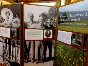 Voices of Edgewood Exhibit
