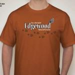 Adult Edgewood Rust T-Shirt
