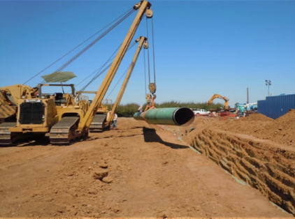 Pipeline Trench